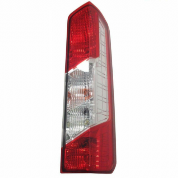 Brand New Ford Transit Mk8 Right Hand O/S Rear Light Lamp Lens 2014 Onwards